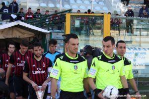 69° Viareggio Cup: MILAN vs BELGRANO (14 Marzo 2017) // Foto: www.matteomoriconi.com
