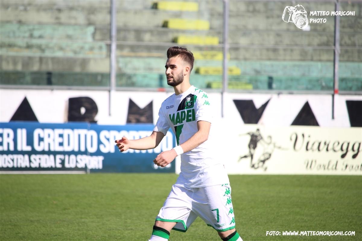 69° Viareggio Cup: Torino vs Sassuolo (27 Marzo 2017) // Foto: www.matteomoriconi.com