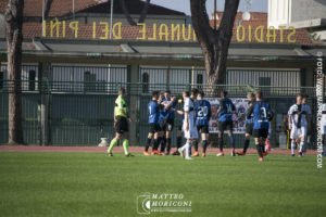 70° Viareggio Cup: INTER – PARMA (13 Marzo 2018) // Foto: www.matteomoriconi.com