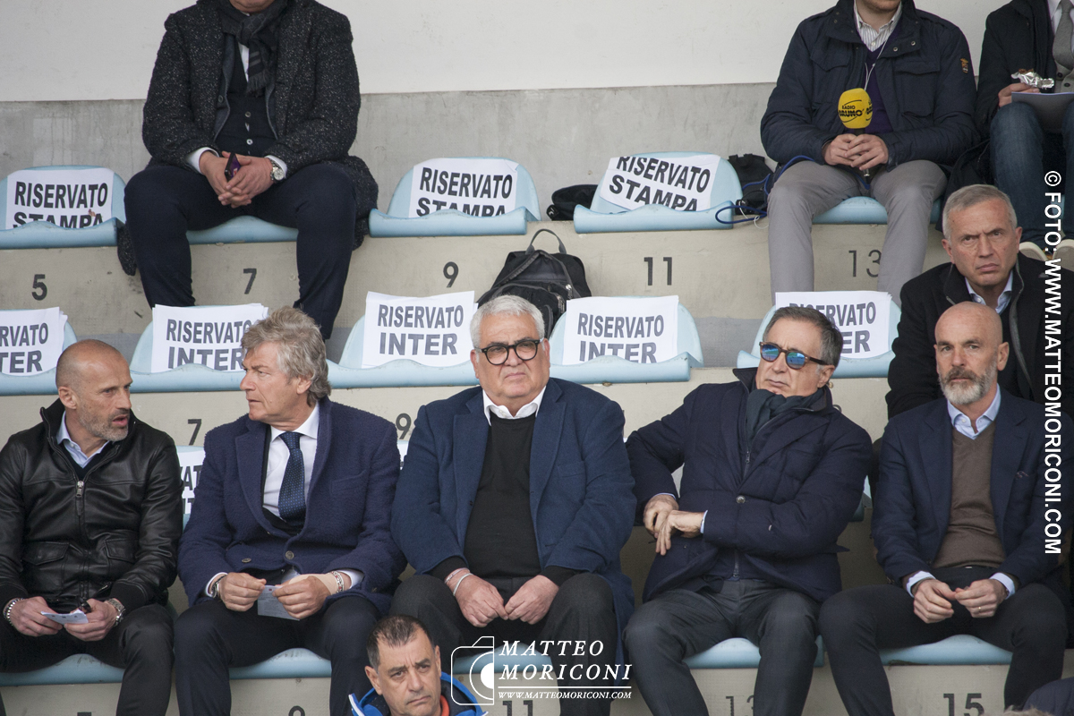 Antonioni, Corvino e Pioli - Finale Viareggio Cup
