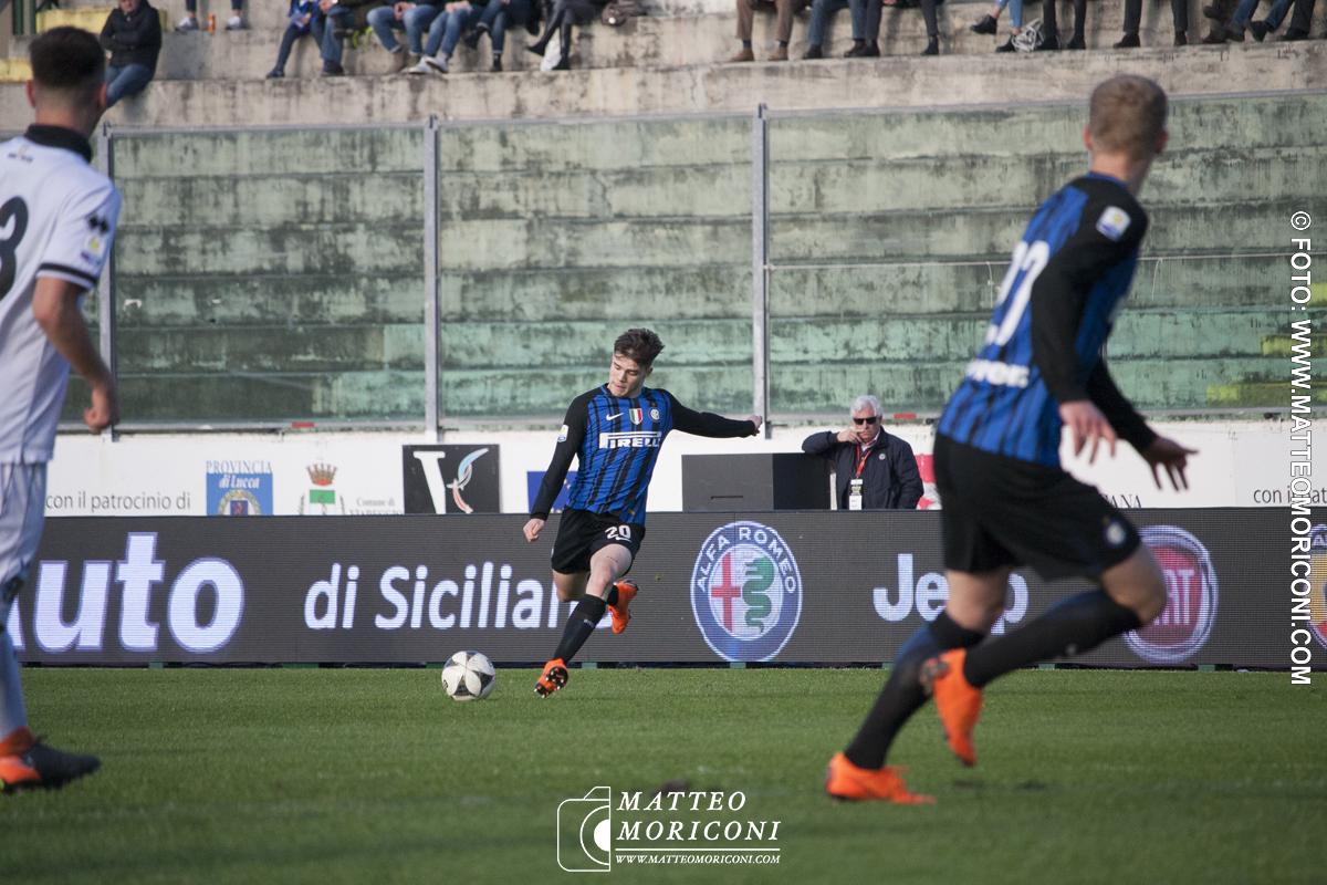 70° Viareggio Cup: INTER - PARMA (14 Marzo 2018)