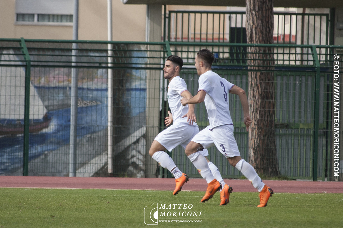 Il Goal della Fiorentina - Finale Viareggio Cup
