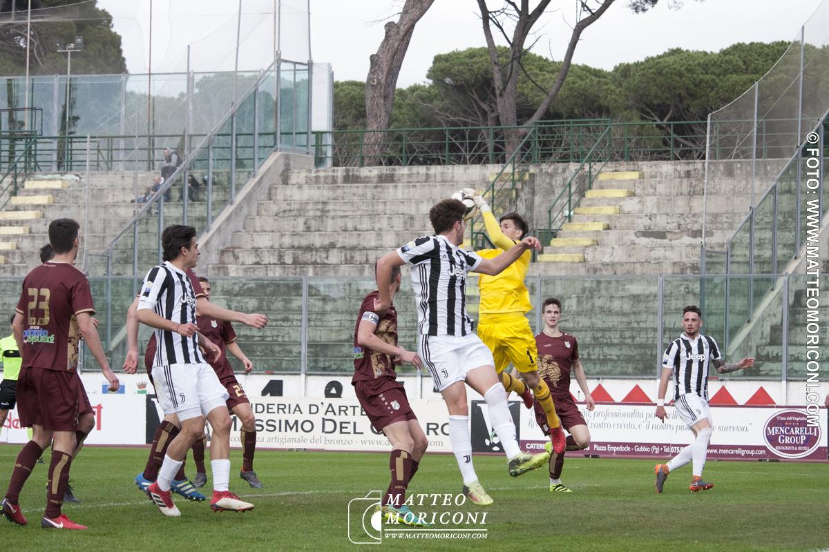 70° Viareggio Cup: JUVENTUS e RIJEKA (13 Marzo 2018) // Foto: www.matteomoriconi.com