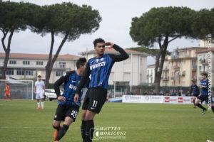 Il Goal dell'Inter - Finale Viareggio Cup