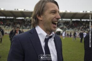 Mister Vecchi festeggia - Finale Viareggio Cup