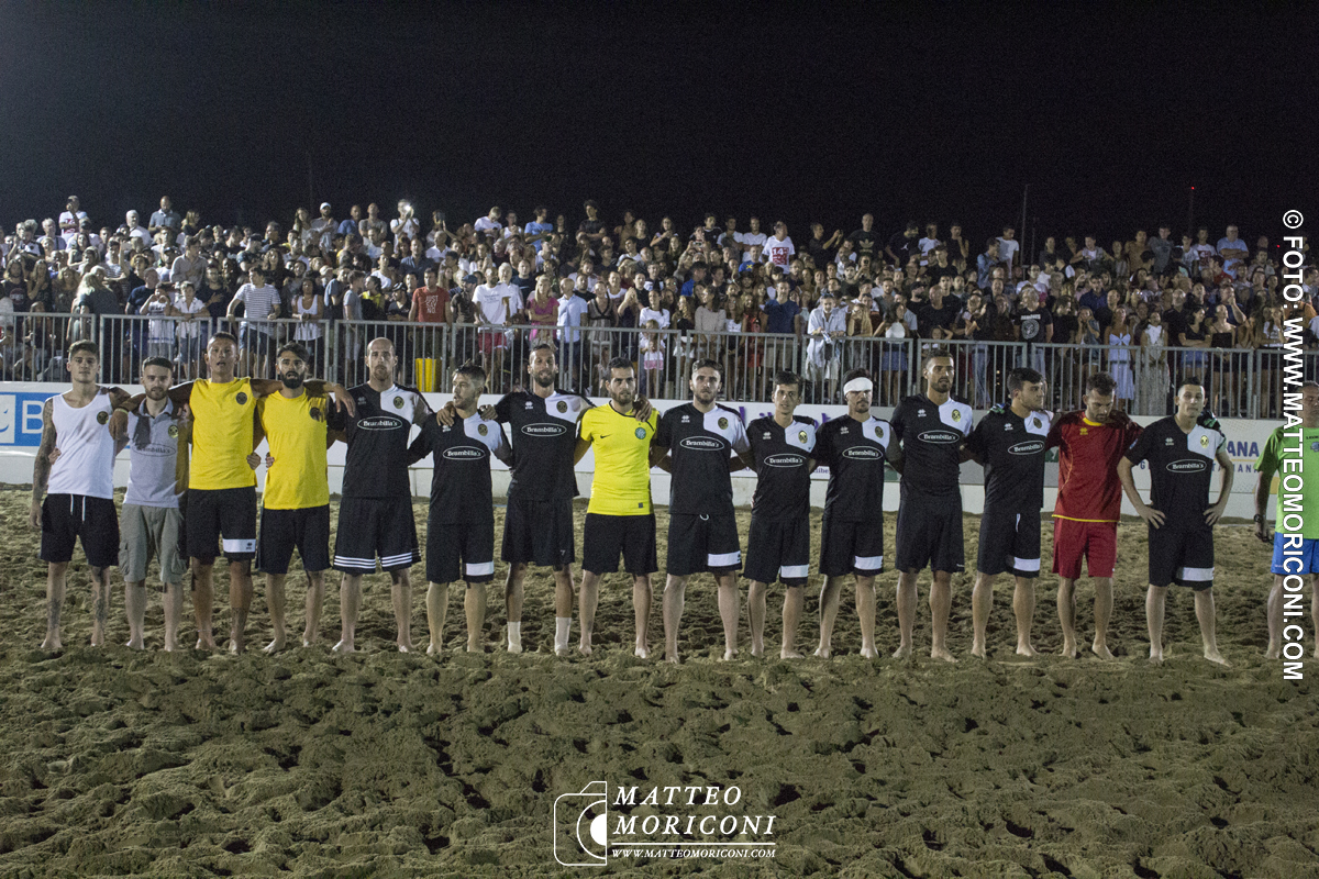 La formazione del Brambilla's Gladiators - 14° Matteo Valenti