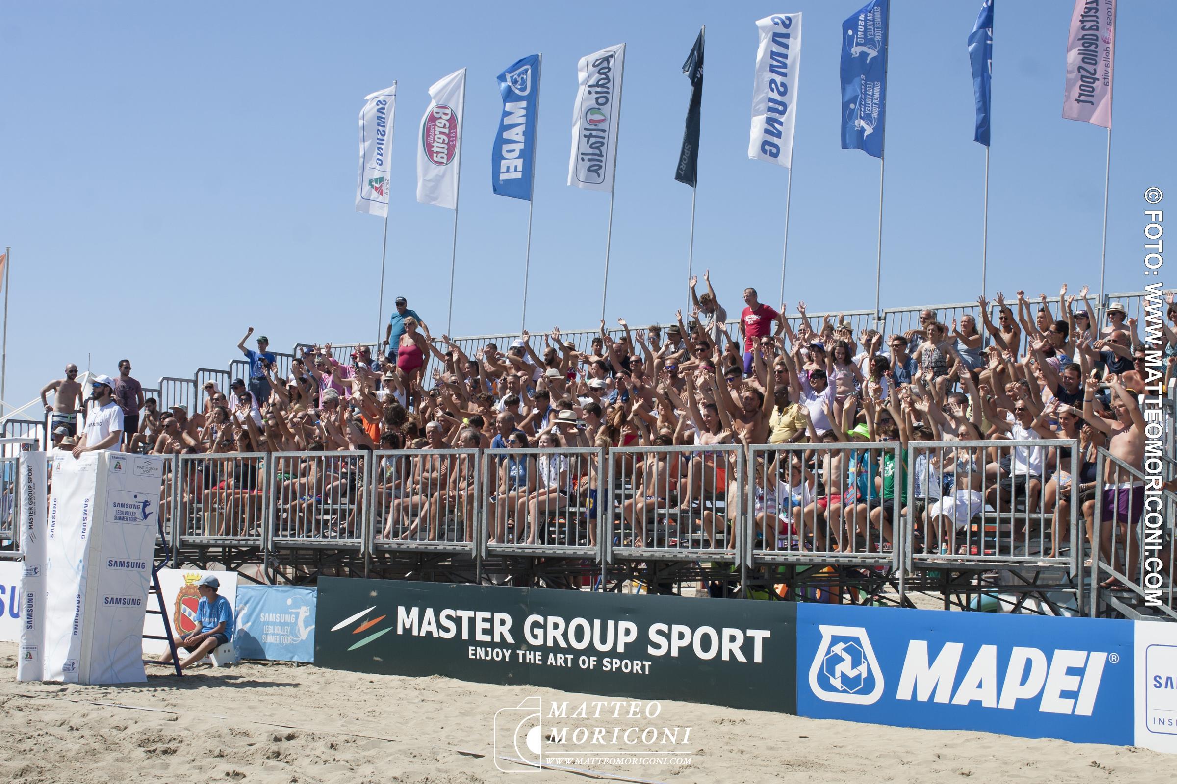 """20° Coppa Italia Sand Volley: """"Savino Del Bene Scandicci"""" – """"Saugella Team Monza """""""