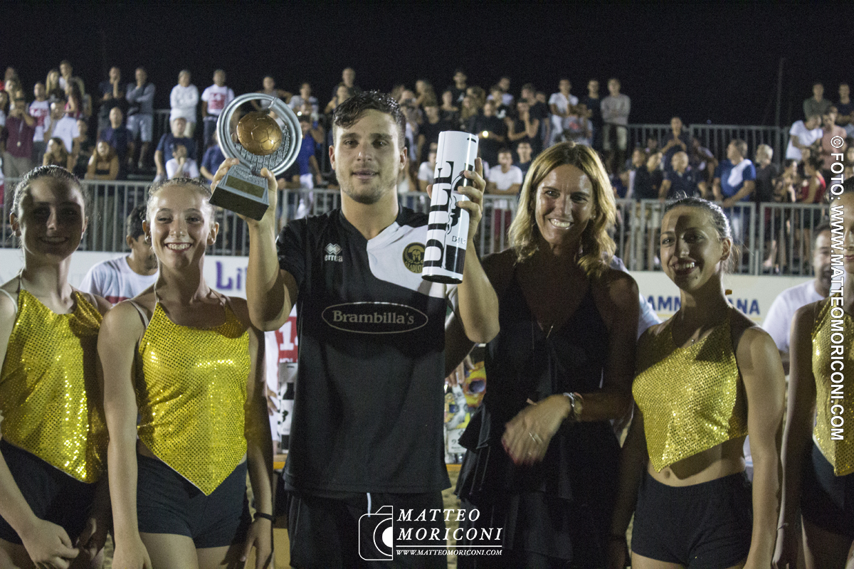 Miglior Giocatore: Luca Remedi - 14° Matteo Valenti