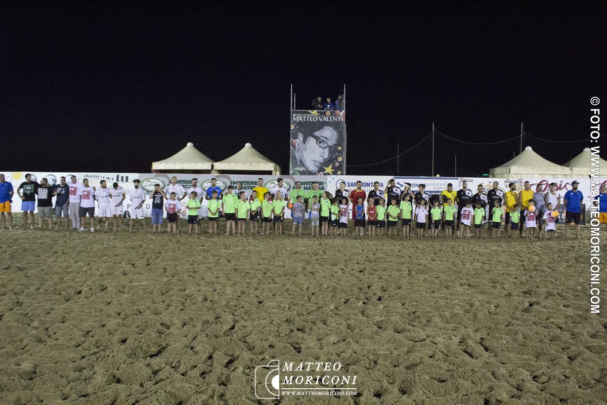 Le squadre - 14° Matteo Valenti