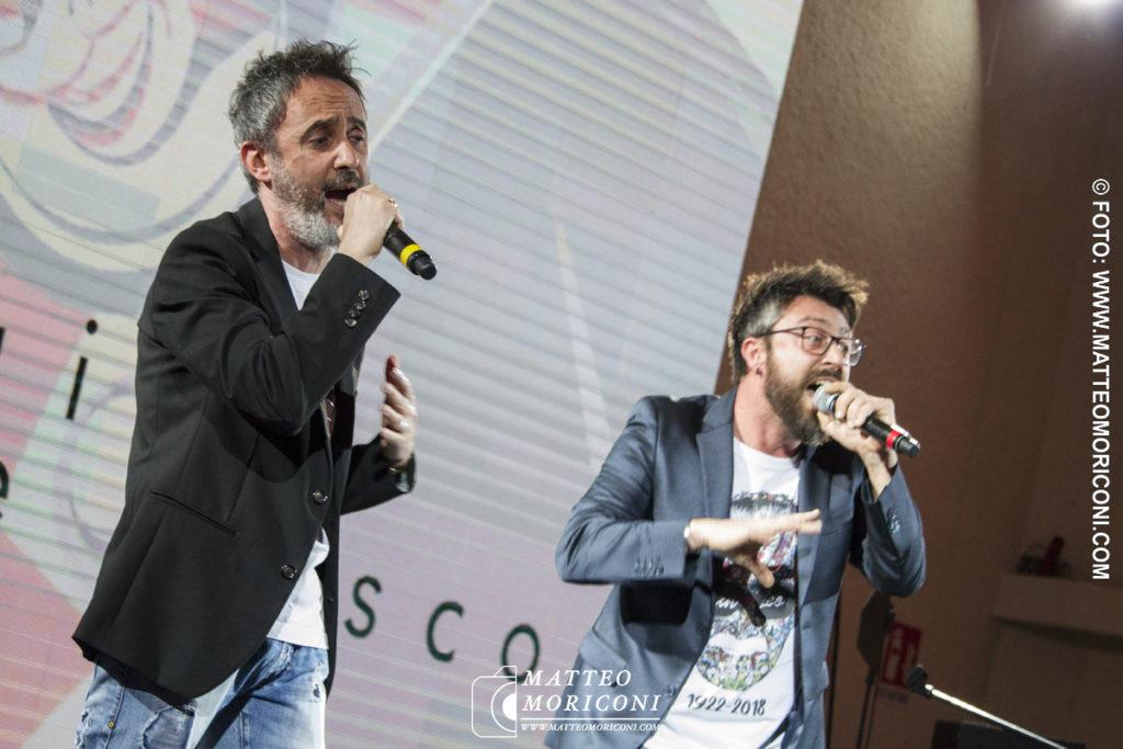 """Canzonissima di Carnevale 2019: Vincono il primo premio i """"Promises""""Canzonissima di Carnevale 2019: Vincono il primo premio i """"Promises"""""""