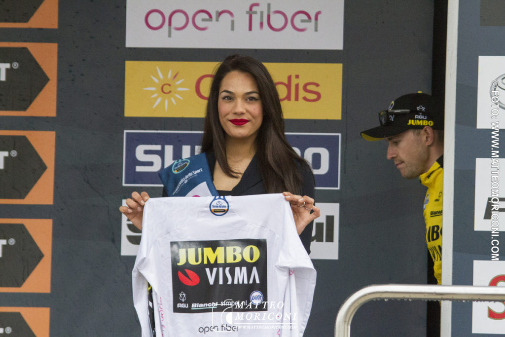 Tirreno - Adriatico 2019: La Maglia Bianca - Laurens De Plus - Prima Tappa a Lido di Camaiore - 13 Marzo 2019