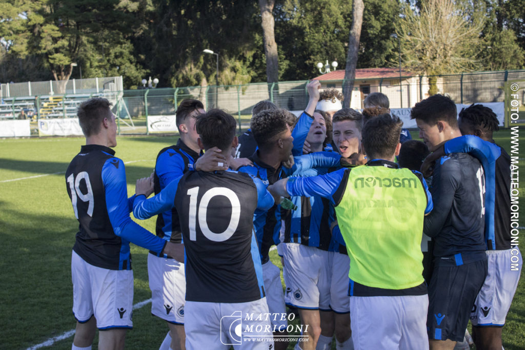 71° VIAREGGIO CUP: Milan - Bruges (19 Marzo 2019)