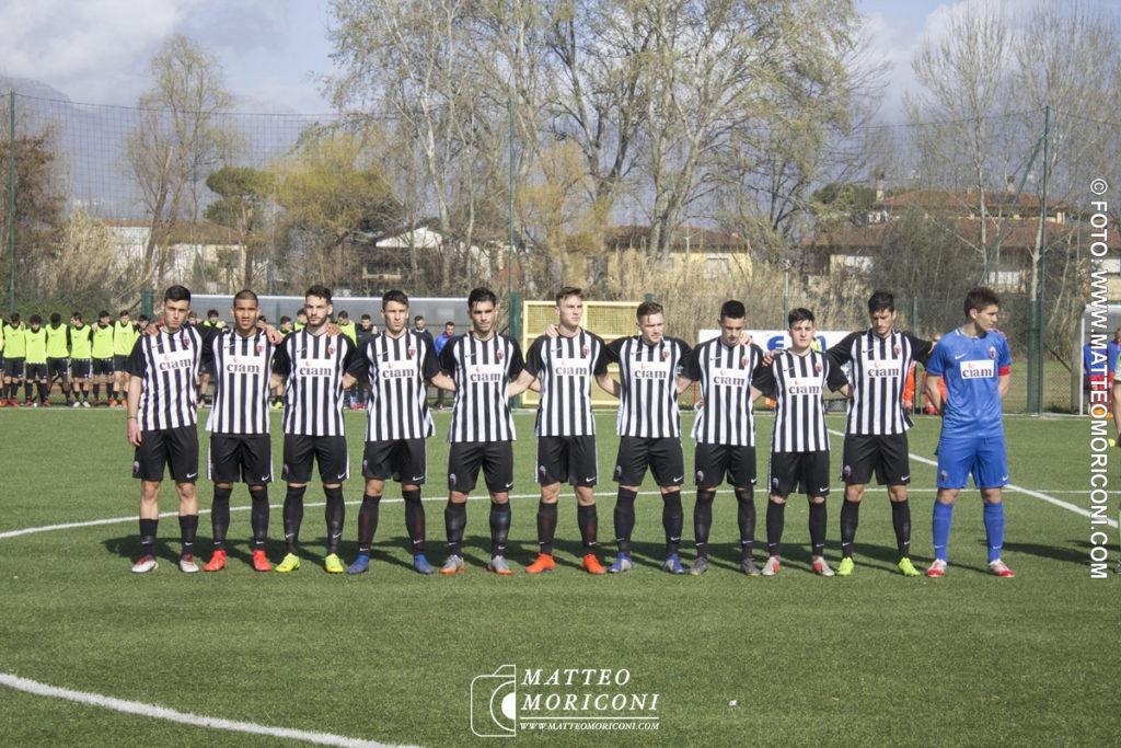 71° VIAREGGIO CUP: Nordsjaelland - Ascoli (15 Marzo 2019) - La Formazione dell'Ascoli