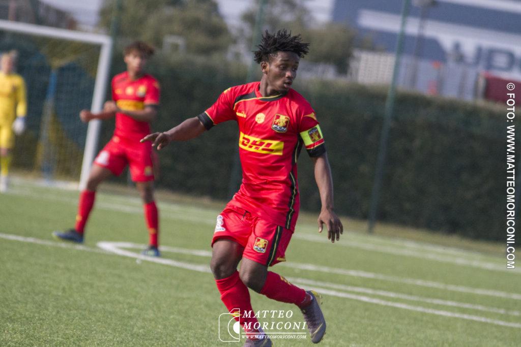 71° VIAREGGIO CUP: Nordsjaelland - Ascoli (15 Marzo 2019) - Ibrahim Sadiq