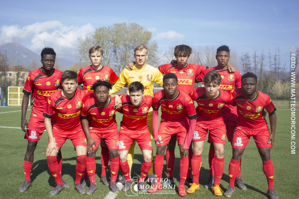 71° VIAREGGIO CUP: Nordsjaelland - Ascoli (15 Marzo 2019) - La Formazione del Nordsjaelland
