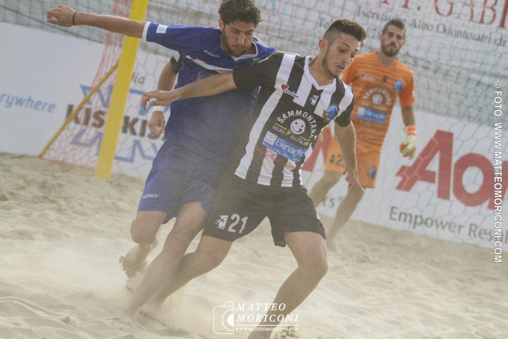 Daniele Cinquini Viareggio Beach Soccer - Serie Aon 2019: Vince il Viareggio Beach Soccer contro GLS Due Mari - Foto: www.matteomoriconi.com