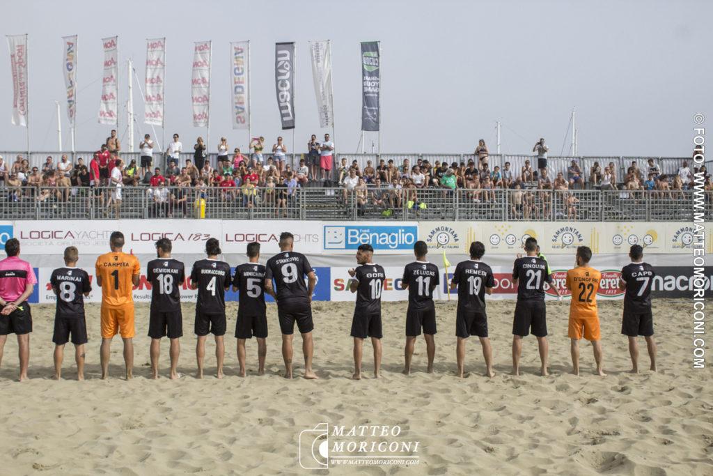 Viareggio Beach Soccer - Serie Aon 2019: Vince il Viareggio Beach Soccer contro GLS Due Mari - Foto: www.matteomoriconi.com
