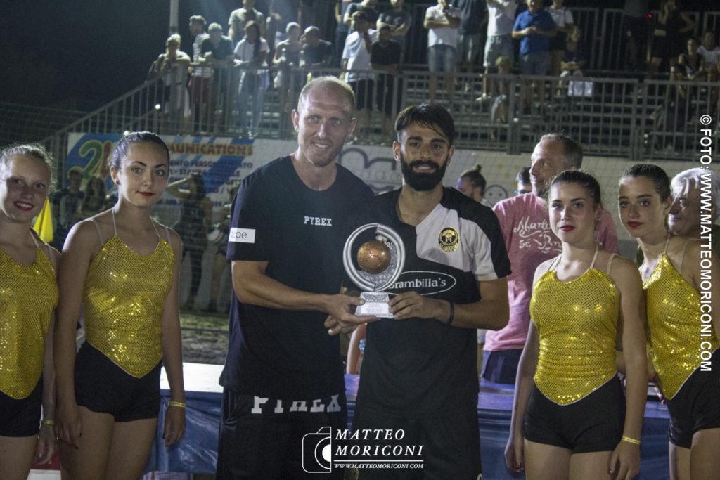 Brambilla's Gladiators vince il 15° Memorial Matteo Valenti - 8 Luglio 2019