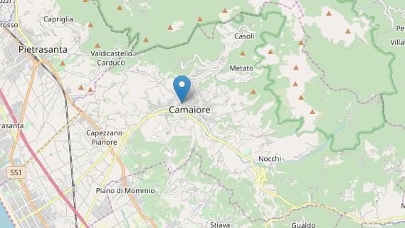 Scossa di terremoto in Versilia – Epicentro a Camaiore