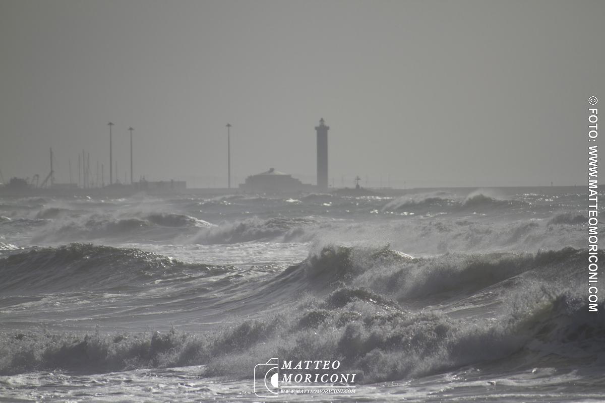 Mareggiata in Versilia – Ecco le Foto – 4/5 Febbraio 2020