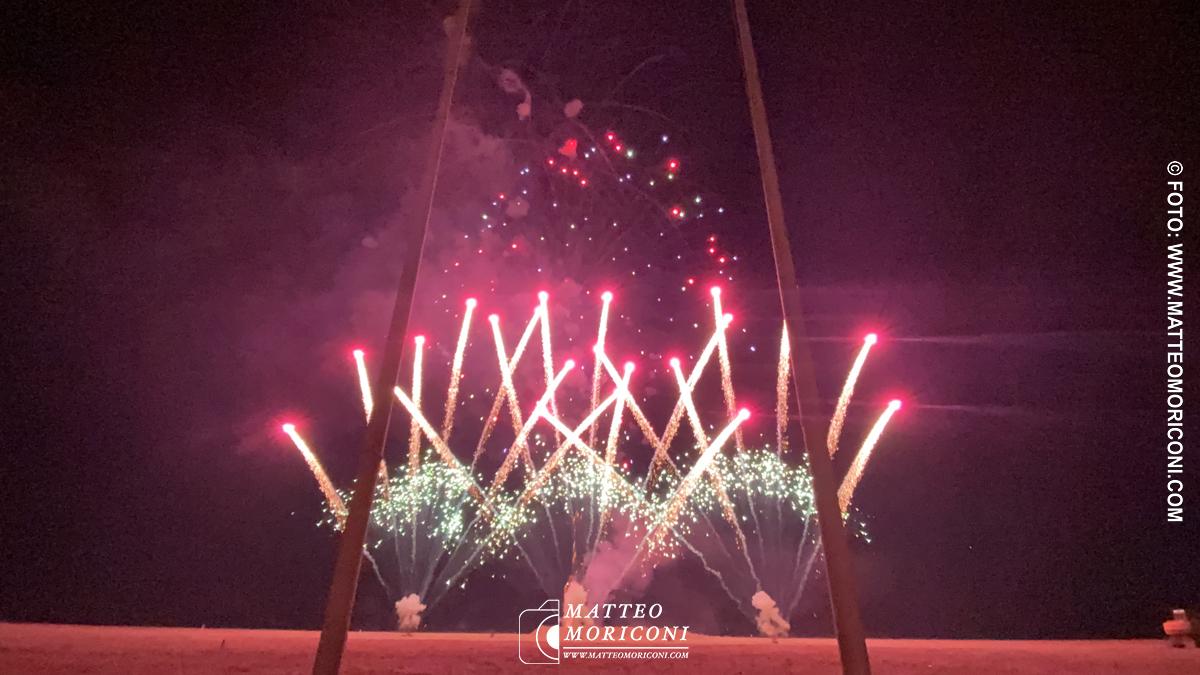Spettacolo Pirotecnico – Carnevale di Viareggio 2020 – Giovedi 20 Febbraio