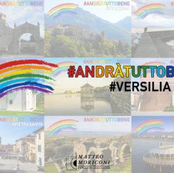 #AndràTuttoBene #Versilia