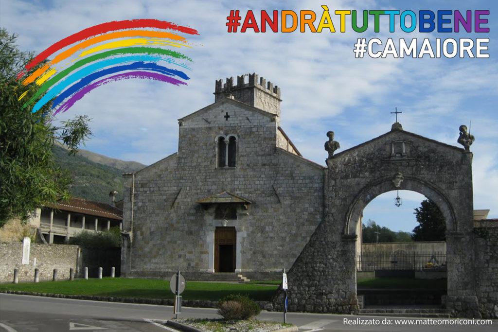 #AndràTuttoBene #Camaiore