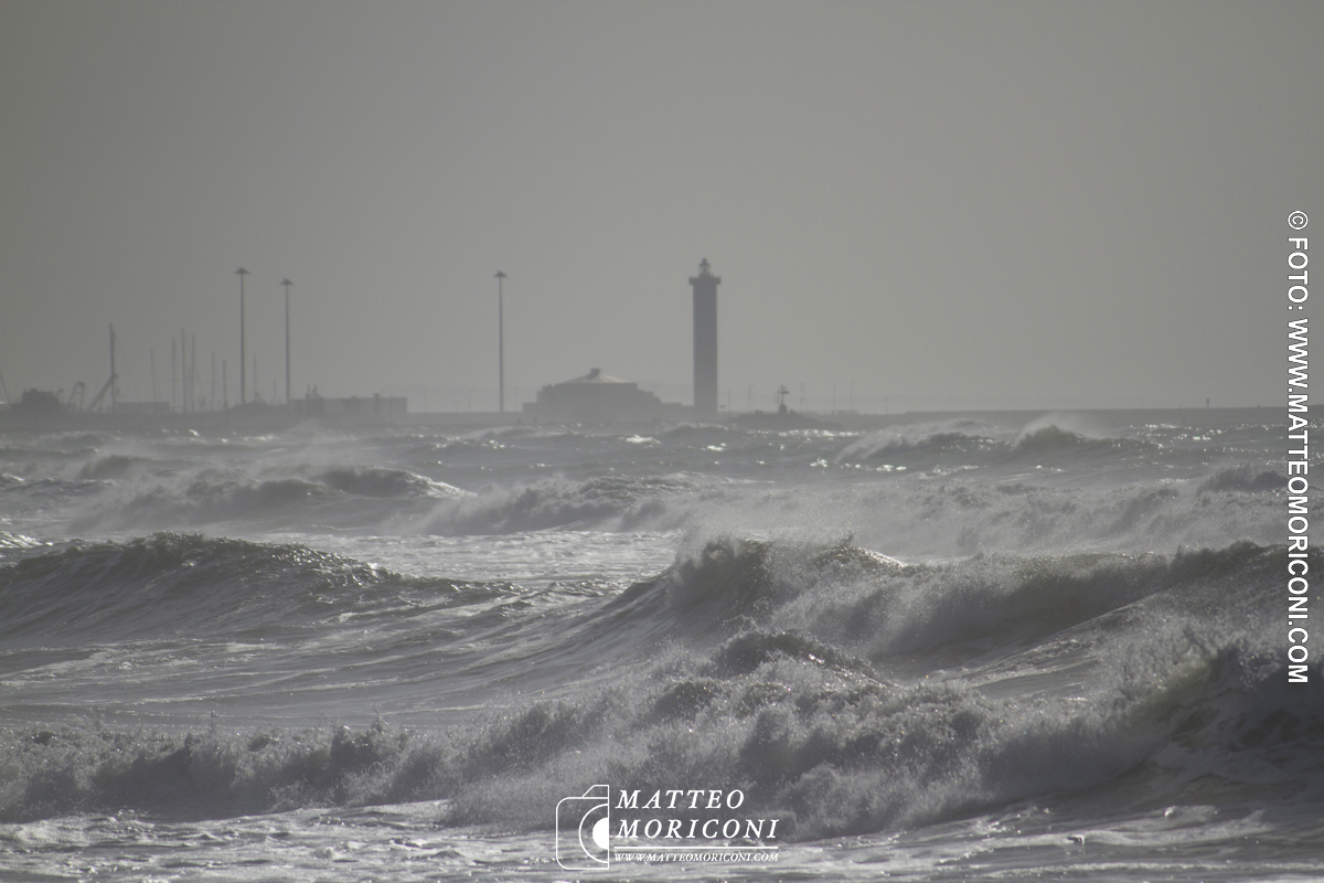 Mareggiata in Versilia - Ecco le Foto - 4/5 Febbraio 2020
