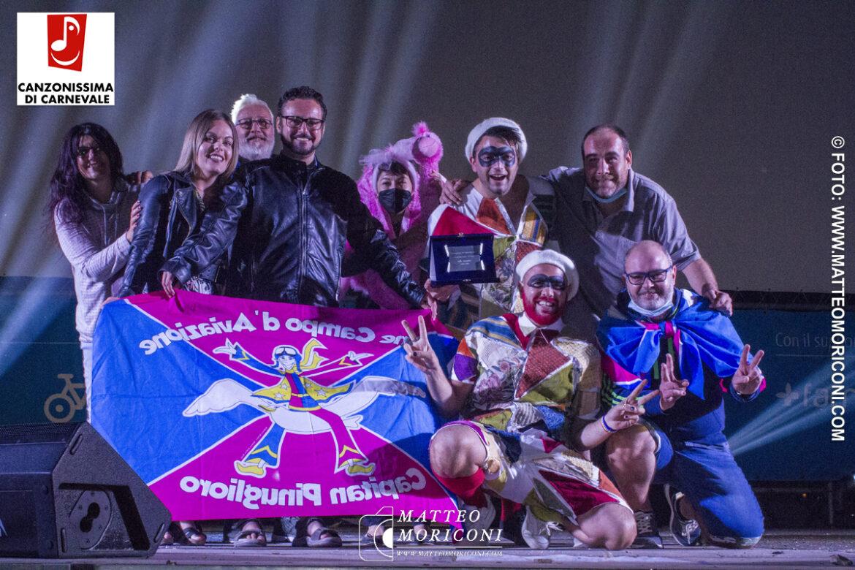 6° Canzonissima di Carnevale 2021: Ecco i vincitori